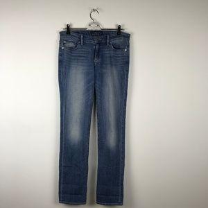 Lucky Brand Sweet Straight Medium Denim Jeans 4/27